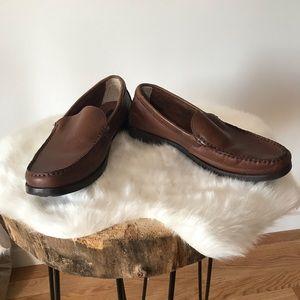 Giorgio Brutini leather loafer sz 9.5